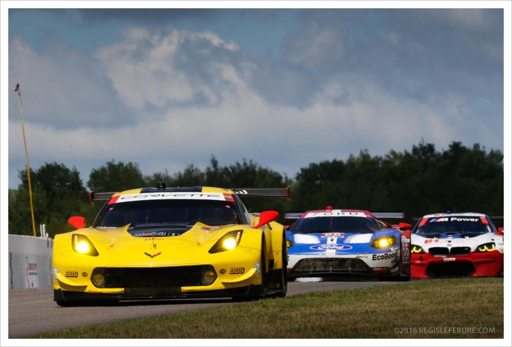 Canadian Tire Motorsport Park WeatherTech Series 2016